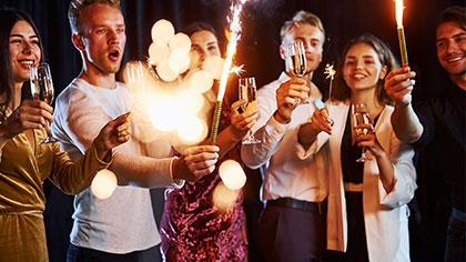 Holidays Happy New Year 2021 Music